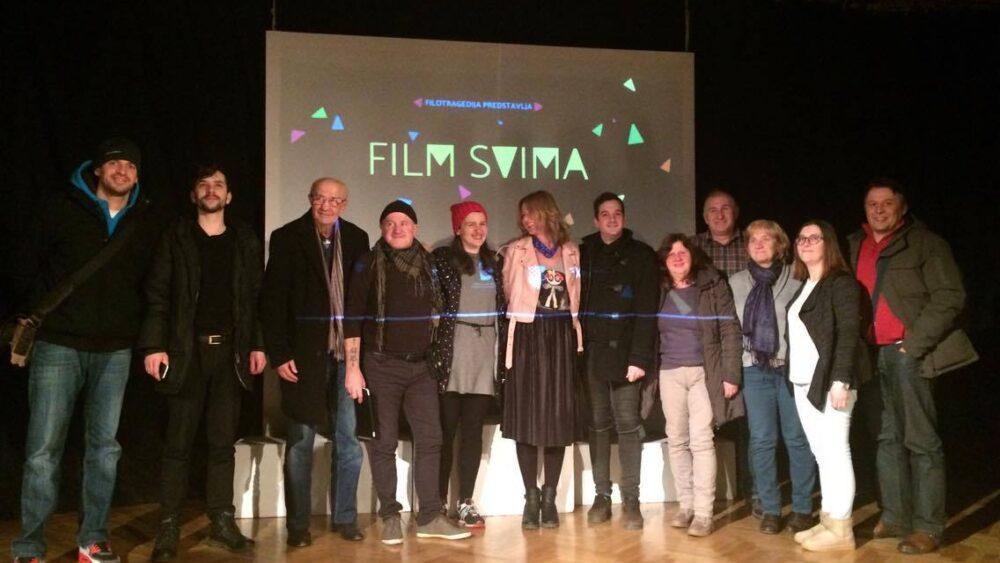 Projekt: Film svima 2016