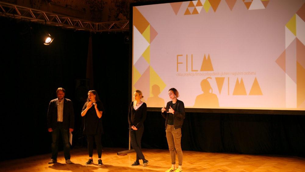 Projekt: Film svima 2017 - prvi dan