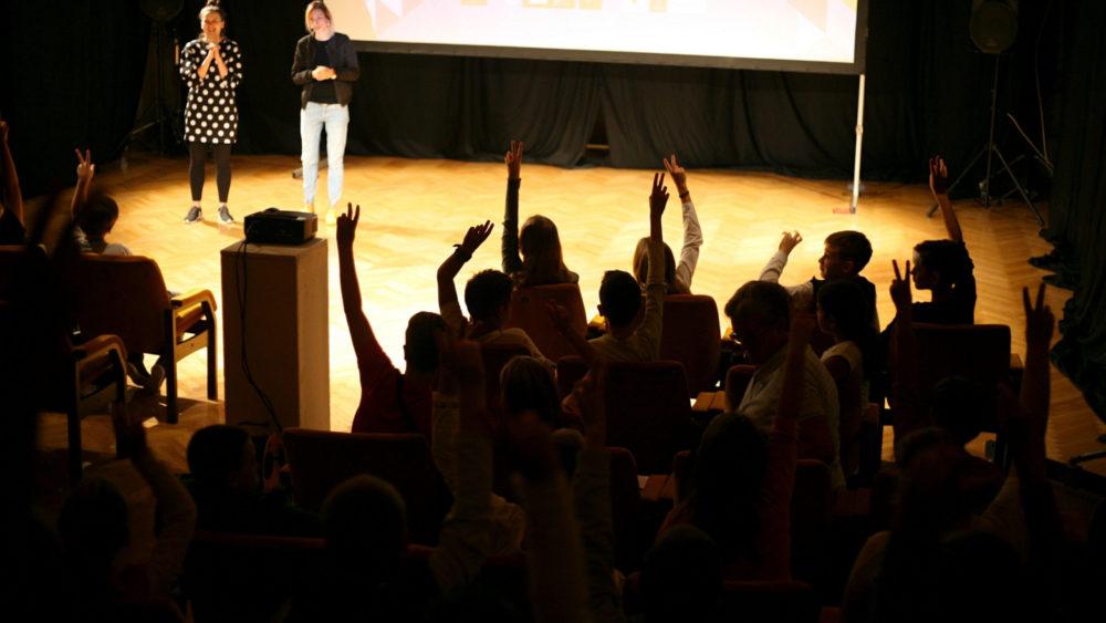Projekt: Film svima 2017 - drugi dan