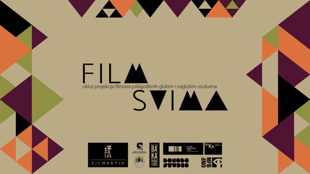 Projekt: Film svima 2018 - vizual