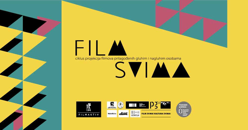 Projekt: Film svima 2019 - vizual