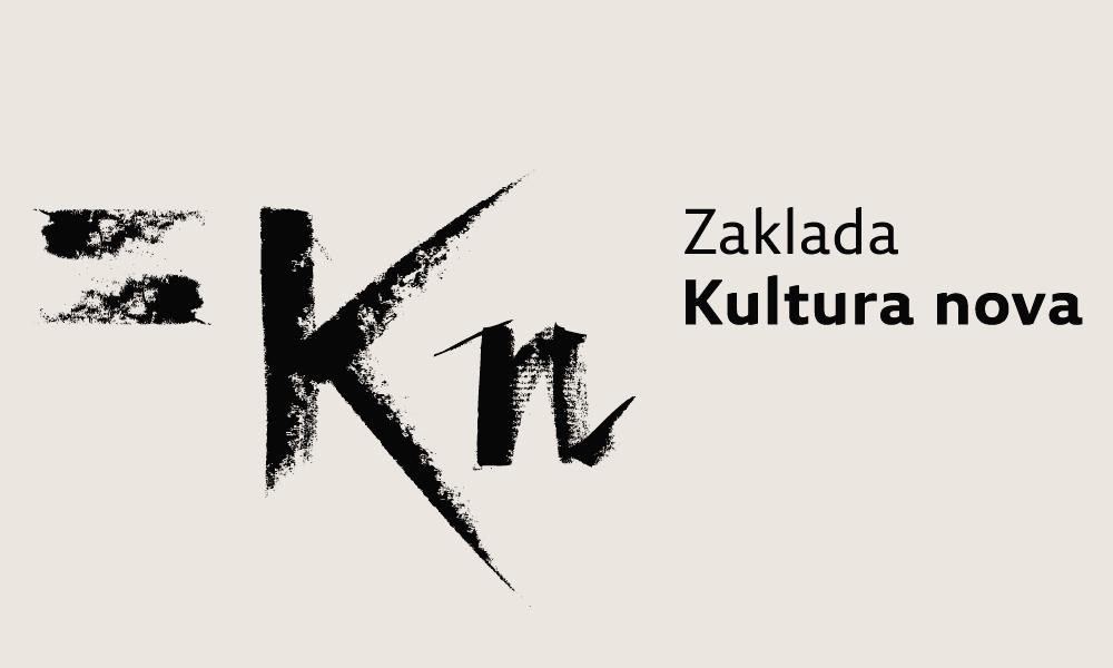 Zaklada Kultura nova - logo